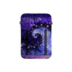 Beautiful Violet Spiral For Nocturne Of Scorpio Apple Ipad Mini Protective Soft Cases by jayaprime