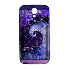 Beautiful Violet Spiral For Nocturne Of Scorpio Samsung Galaxy S4 I9500/i9505  Hardshell Back Case by jayaprime