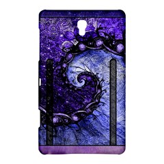 Beautiful Violet Spiral For Nocturne Of Scorpio Samsung Galaxy Tab S (8 4 ) Hardshell Case  by jayaprime