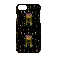 Queen In The Darkest Of Nights Apple Iphone 8 Hardshell Case