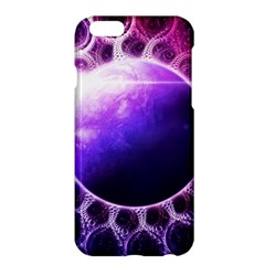Beautiful Violet Nasa Deep Dream Fractal Mandala Apple Iphone 6 Plus/6s Plus Hardshell Case by jayaprime