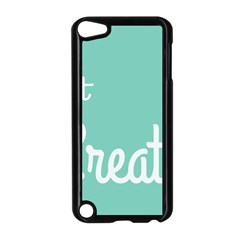 Bloem Logomakr 9f5bze Apple Ipod Touch 5 Case (black) by createinc