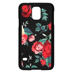 Bloem Samsung Galaxy S5 Case (black) by createinc