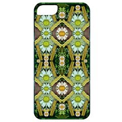 Bread Sticks And Fantasy Flowers In A Rainbow Apple iPhone 5 Classic Hardshell Case