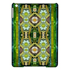 Bread Sticks And Fantasy Flowers In A Rainbow iPad Air Hardshell Cases
