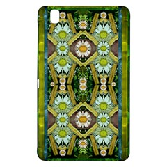Bread Sticks And Fantasy Flowers In A Rainbow Samsung Galaxy Tab Pro 8.4 Hardshell Case