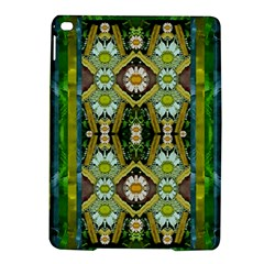 Bread Sticks And Fantasy Flowers In A Rainbow iPad Air 2 Hardshell Cases