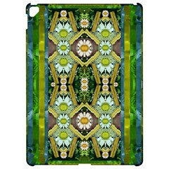 Bread Sticks And Fantasy Flowers In A Rainbow Apple iPad Pro 12.9   Hardshell Case