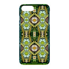 Bread Sticks And Fantasy Flowers In A Rainbow Apple iPhone 7 Plus Hardshell Case