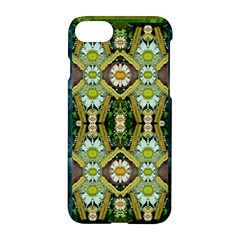 Bread Sticks And Fantasy Flowers In A Rainbow Apple iPhone 7 Hardshell Case