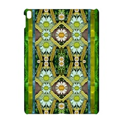 Bread Sticks And Fantasy Flowers In A Rainbow Apple iPad Pro 10.5   Hardshell Case
