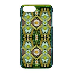 Bread Sticks And Fantasy Flowers In A Rainbow Apple iPhone 8 Plus Hardshell Case