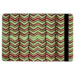 Zig Zag Multicolored Ethnic Pattern Ipad Air Flip by dflcprintsclothing