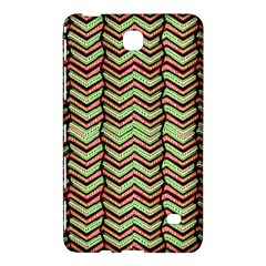 Zig Zag Multicolored Ethnic Pattern Samsung Galaxy Tab 4 (8 ) Hardshell Case  by dflcprintsclothing