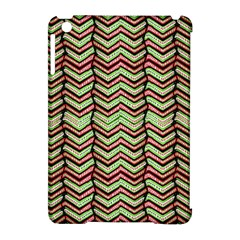 Zig Zag Multicolored Ethnic Pattern Apple Ipad Mini Hardshell Case (compatible With Smart Cover) by dflcprintsclothing