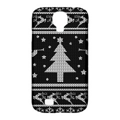 Ugly Christmas Sweater Samsung Galaxy S4 Classic Hardshell Case (pc+silicone) by Valentinaart