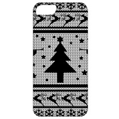 Ugly Christmas Sweater Apple Iphone 5 Classic Hardshell Case