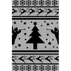 Ugly Christmas Sweater 5 5  X 8 5  Notebooks