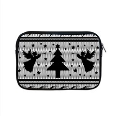 Ugly Christmas Sweater Apple Macbook Pro 15  Zipper Case by Valentinaart