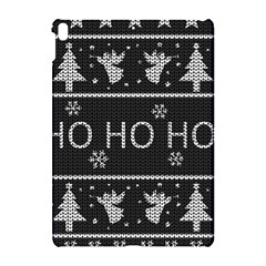 Ugly Christmas Sweater Apple Ipad Pro 10 5   Hardshell Case by Valentinaart