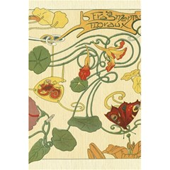 Floral Art Nouveau 5 5  X 8 5  Notebooks by 8fugoso