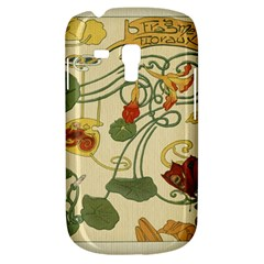 Floral Art Nouveau Galaxy S3 Mini by 8fugoso