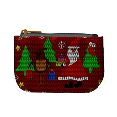 Ugly Christmas Sweater Mini Coin Purses