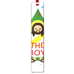 Jesus   Christmas Large Book Marks by Valentinaart