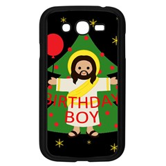 Jesus   Christmas Samsung Galaxy Grand Duos I9082 Case (black) by Valentinaart