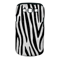 Skin4 Black Marble & White Leather (r) Samsung Galaxy S Iii Classic Hardshell Case (pc+silicone) by trendistuff