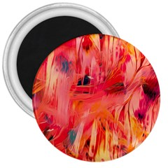 Abstract Acryl Art 3  Magnets by tarastyle