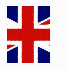 Union Jack Pencil Art Large Garden Flag (two Sides) by picsaspassion