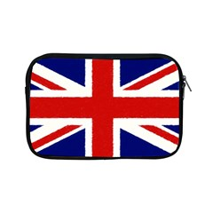 Union Jack Watercolor Drawing Art Apple Ipad Mini Zipper Cases by picsaspassion