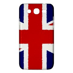 Union Jack Watercolor Drawing Art Samsung Galaxy Mega 5 8 I9152 Hardshell Case  by picsaspassion