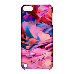 Abstract Acryl Art Apple Ipod Touch 5 Hardshell Case With Stand by tarastyle