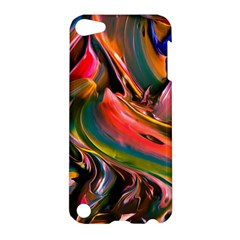 Abstract Acryl Art Apple Ipod Touch 5 Hardshell Case by tarastyle