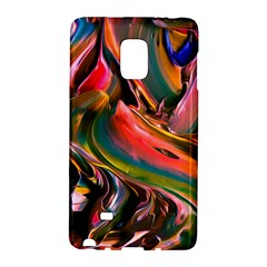Abstract Acryl Art Galaxy Note Edge by tarastyle