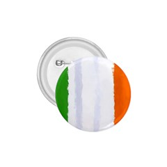 Flag Ireland, Banner Watercolor Painting Art 1 75  Buttons by picsaspassion