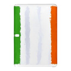 Flag Ireland, Banner Watercolor Painting Art Samsung Galaxy Tab Pro 12 2 Hardshell Case