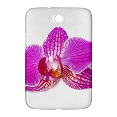 Lilac Phalaenopsis Flower, Floral Oil Painting Art Samsung Galaxy Note 8 0 N5100 Hardshell Case  by picsaspassion