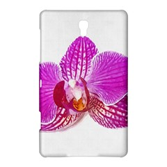 Lilac Phalaenopsis Flower, Floral Oil Painting Art Samsung Galaxy Tab S (8 4 ) Hardshell Case