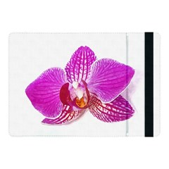 Lilac Phalaenopsis Flower, Floral Oil Painting Art Apple Ipad Pro 10 5   Flip Case by picsaspassion