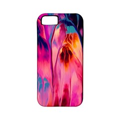 Abstract Acryl Art Apple Iphone 5 Classic Hardshell Case (pc+silicone) by tarastyle