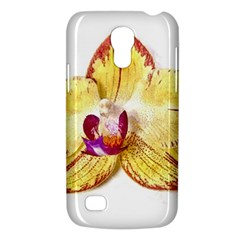Yellow Phalaenopsis Flower, Floral Aquarel Watercolor Painting Art Galaxy S4 Mini by picsaspassion