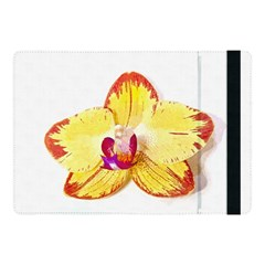 Phalaenopsis Yellow Flower, Floral Oil Painting Art Apple Ipad Pro 10 5   Flip Case by picsaspassion
