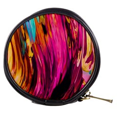 Abstract Acryl Art Mini Makeup Bags by tarastyle