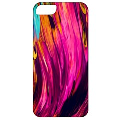Abstract Acryl Art Apple Iphone 5 Classic Hardshell Case by tarastyle