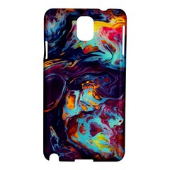 Abstract Acryl Art Samsung Galaxy Note 3 N9005 Hardshell Case by tarastyle