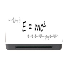 E=mc2 Formula Physics Relativity Memory Card Reader With Cf by picsaspassion