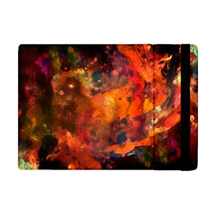 Abstract Acryl Art Apple Ipad Mini Flip Case by tarastyle